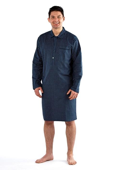 Harvey James Pánská noční košile James navy M