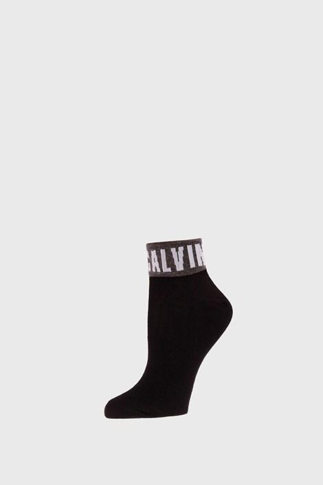 Dámské ponožky Calvin Klein Kayla černé