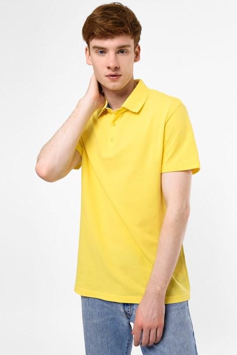 Mark Formelle Pánské polotričko MF Sun žlutá M