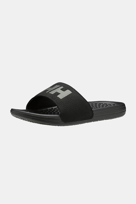 Dámské černé pantofle Helly Hansen