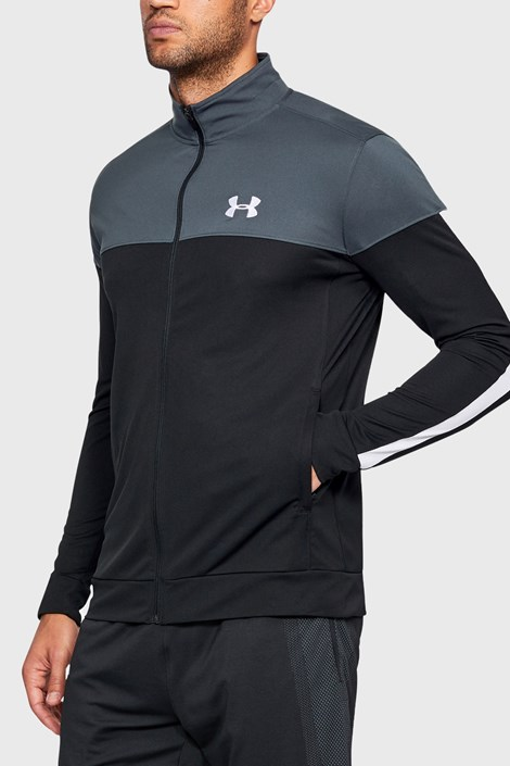 Under Armour Černošedá mikina Under Armour černošedá S