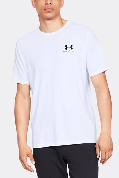 Bílé tričko Under Armour Sportstyle