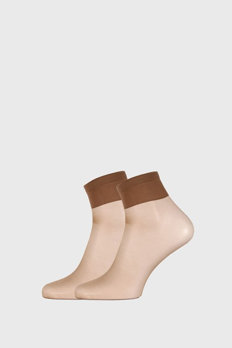 2 PACK silonových ponožek 20 DEN II