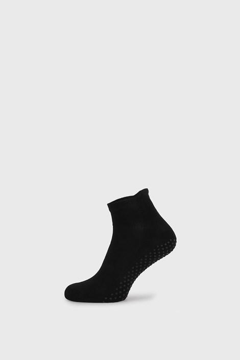 Ysabel Mora Bavlněné ponožky Yoga černá 42-45