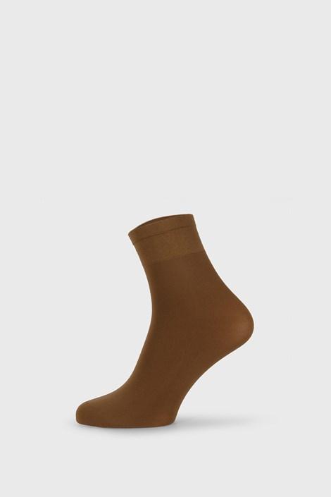 2 PACK silonových ponožek 70 DEN