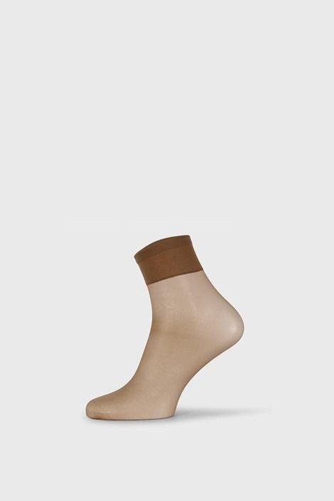 2 PACK dámských punčochových ponožek 15 DEN