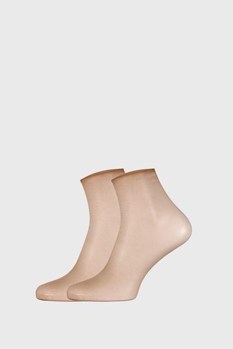 2 PACK silonových ponožek 10 DEN II