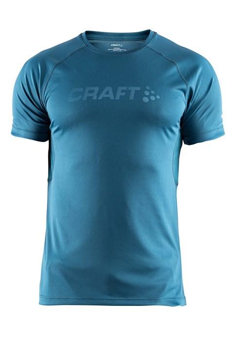 Craft Triko CRAFT Run Prime petrolej zelená XXL