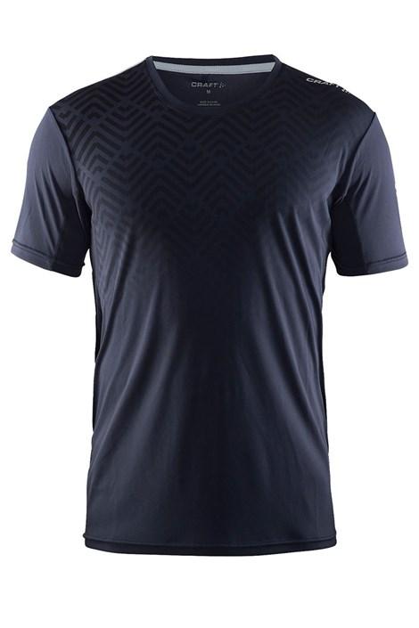 Craft Pánské funkční triko CRAFT Mind krátký rukáv tmavěmodrá S
