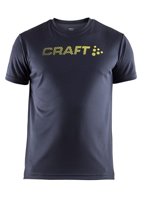 Craft Triko CRAFT Prime Logo tmavěšedá XXL