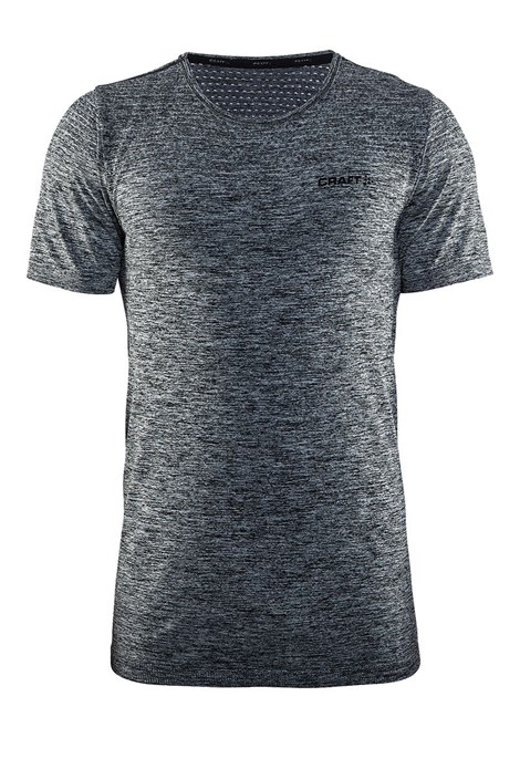 Craft Pánské funkční tričko CRAFT Core bezešvé šedá M