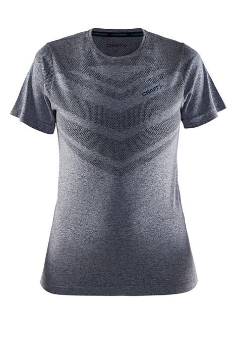 Craft Dámské funkční triko Craft Cool Comfort šedofialová M