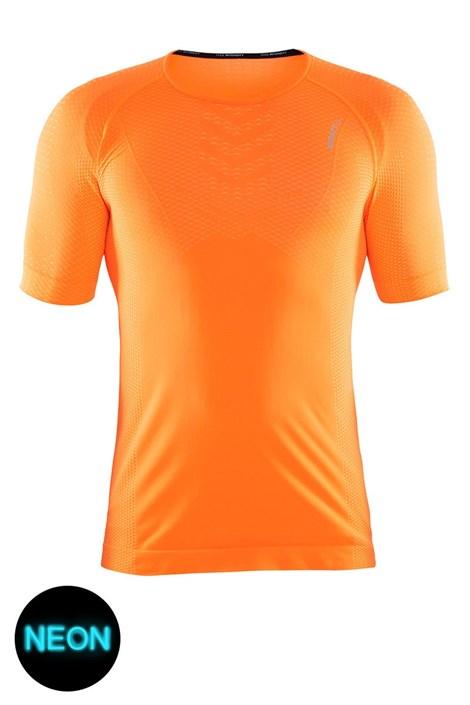 Craft Pánské funkční tričko Craft Cool Intensity oranžová L