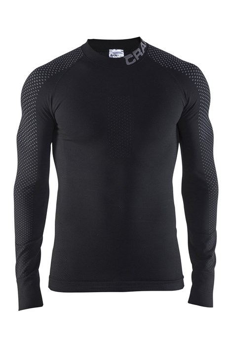 Craft Pánské triko CRAFT Warm Intensity Black černá XL