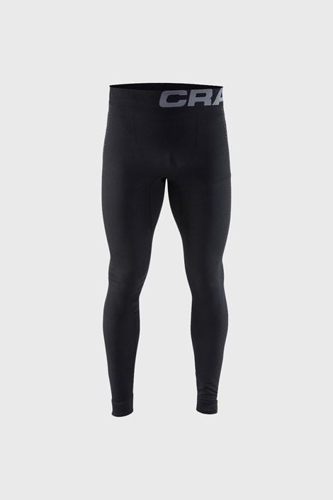 Craft Pánské spodky CRAFT Warm Intensity Black černá XXL