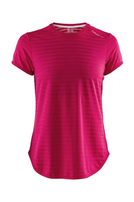 Craft Dámské triko CRAFT Breakway Two růžové růžová XL