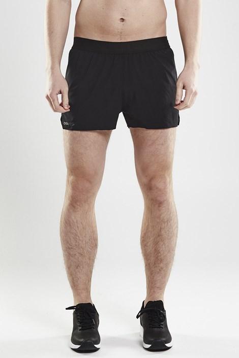 Craft Pánské šortky CRAFT Run Shade černá XL