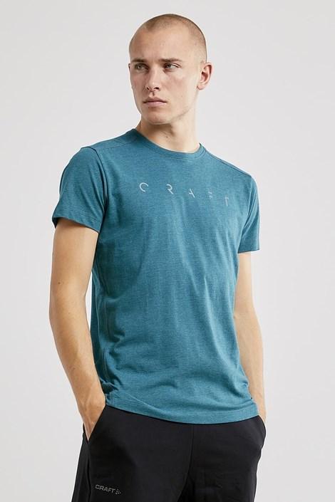 CRAFT Pánské tričko CRAFT Deft tmavěmodrá L
