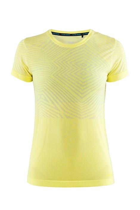 Craft Dámské triko CRAFT Cool Comfort SS žluté žlutá XS
