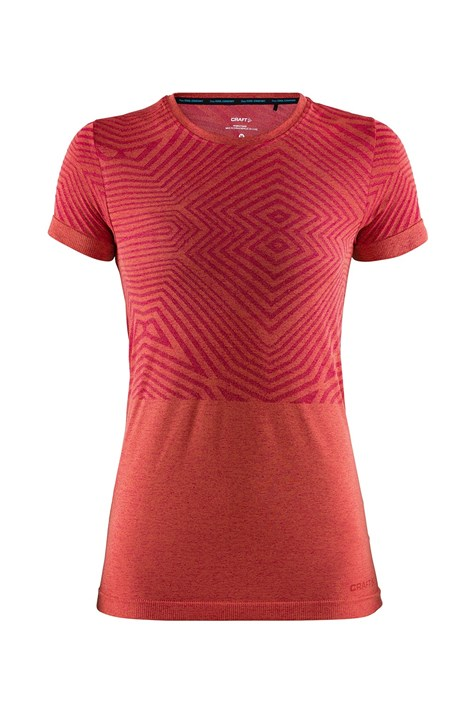 Craft Dámské triko CRAFT Cool Comfort SS růžová M