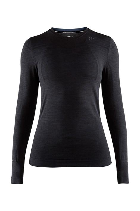 Craft Dámské triko CRAFT Fuseknit Comfort černá XL