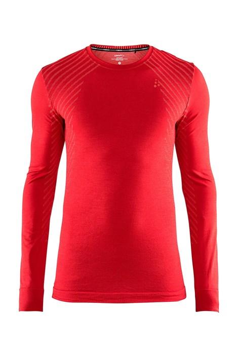 Craft Pánské Triko CRAFT Fuseknit Comfort Red červená M