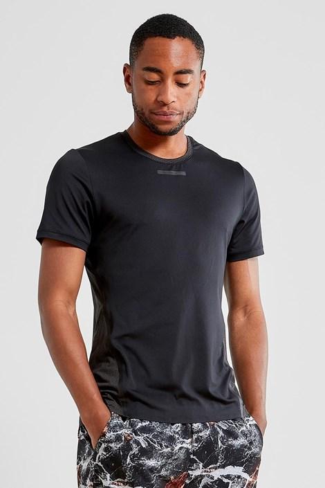 CRAFT Pánské tričko CRAFT Vent Mesh SS černé černá M