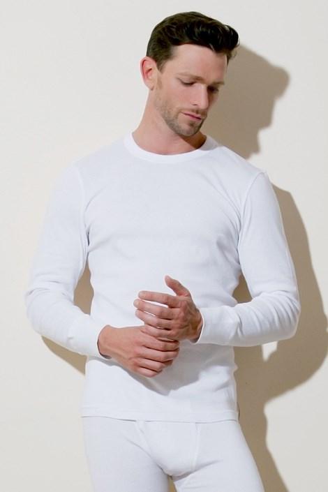 Henderson Pánské triko HENDERSON Basic bílá L