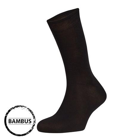 Ysabel Mora Bambusové ponožky Paul černá uni