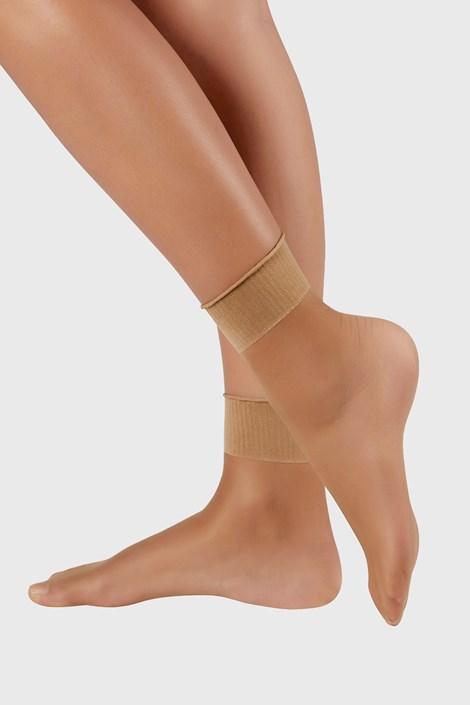 2 PACK silonových ponožek 6 DEN