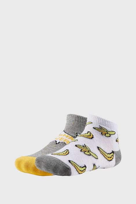 2 PACK chlapeckých ponožek Bananas