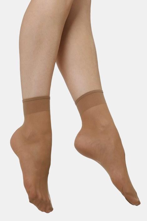 2 PACK punčochových ponožek EVONA Polona 20 DEN