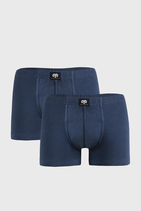 2 PACK modrých boxerek Coleman