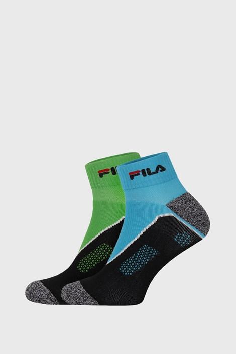 2 PACK ponožek FILA Running Fluo