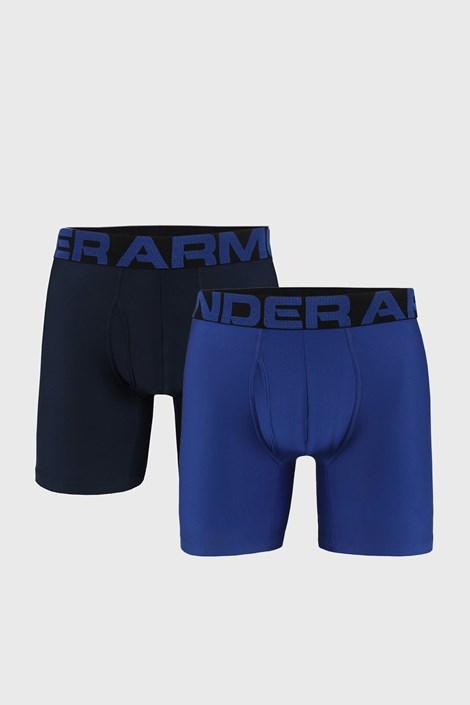 2 PACK modrých boxerek Under Armour Tech