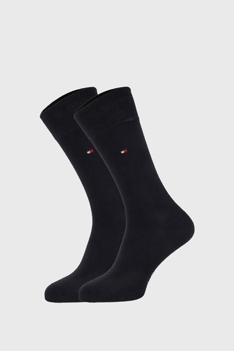2 PACK tmavěmodrých ponožek Tommy Hilfiger Classic