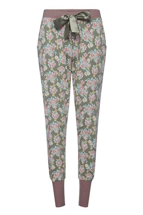 Dámské pyžamové kalhoty Flowers