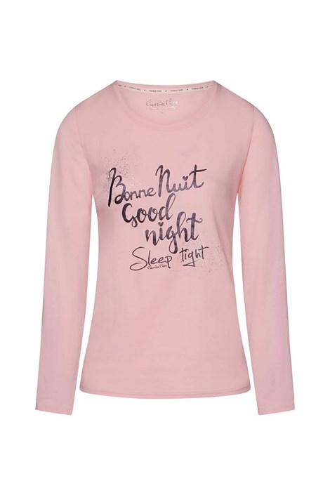 Dámské tričko na spaní Bonne Nuit