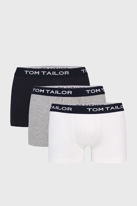 Tom Tailor 3 PACK boxerek Tom Tailor I barevná XXL
