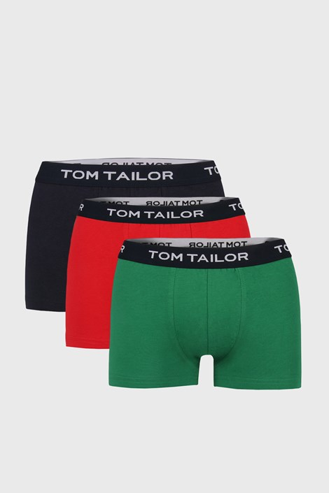 Tom Tailor 3 PACK boxerek Tom Tailor II barevná S