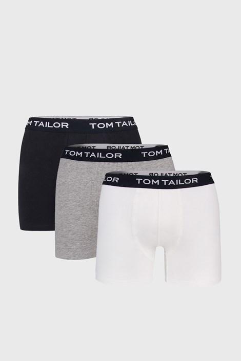 Tom Tailor 3 PACK delších boxerek Tom Tailor barevná M