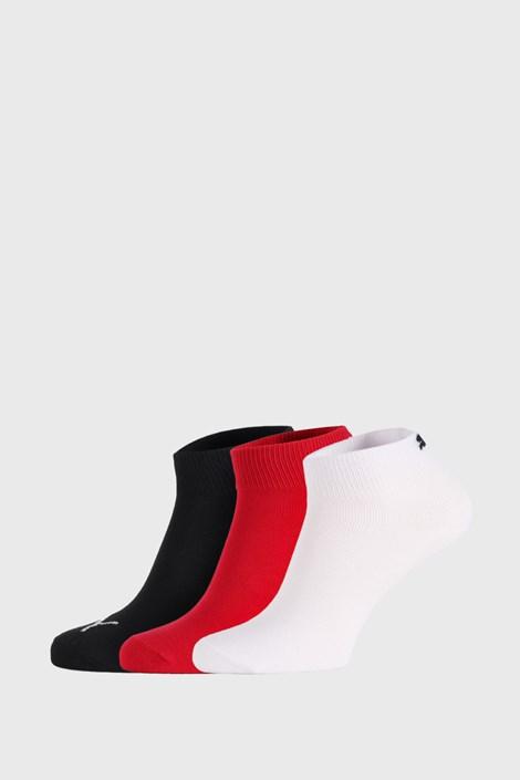 3 PACK kotníkových ponožek Puma Lifestyle