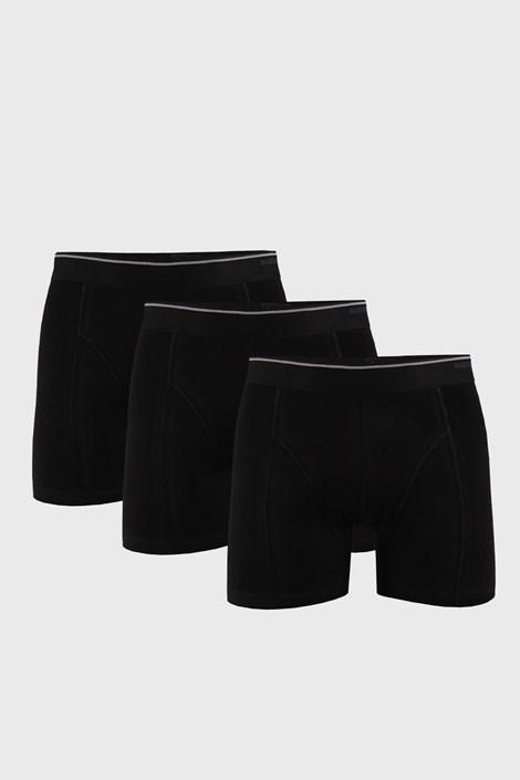 3 DB  fekete boxeralsó Tender Cotton