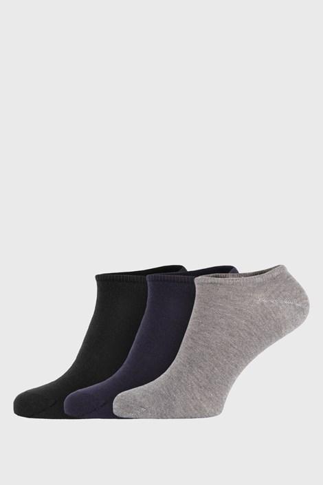 3 PACK nízkých ponožek Wade