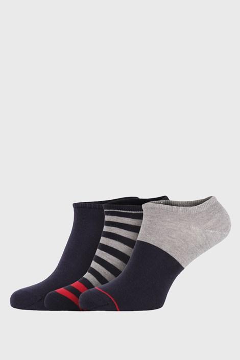 3 PACK nízkých ponožek Henry