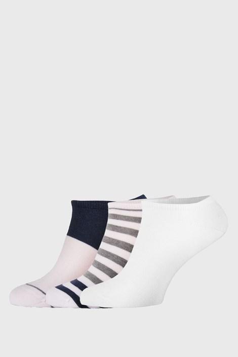3 PACK nízkých ponožek Mack