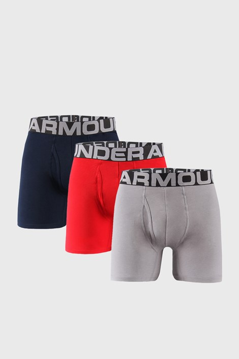 3 PACK bokserek Under Armour Cotton
