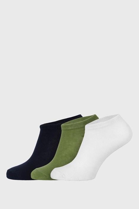 Mayoral Moda Infantil, S:A.U. 3 PACK dětských nízkých ponožek Jungle vícebarevná 14