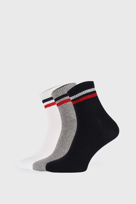 3 PACK kotníkových ponožek Sports