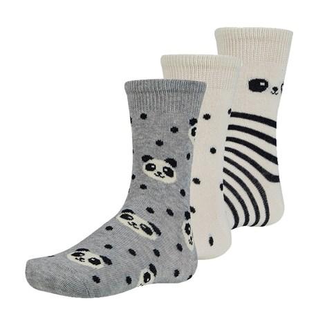 Ysabel Mora 3 pack dětských ponožek Chinn barevná 26-28
